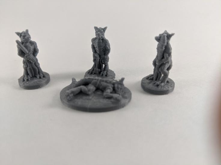 Kobold Warriors